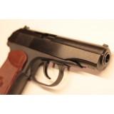 Пневматический пистолет Макарова МР-654К-32-1 с бакелитовой рукоятью
