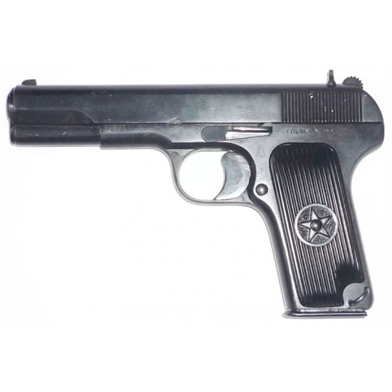 Охолощенный пистолет ТТ СХП