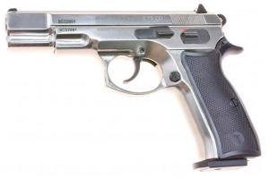 Пистолет Z75 KURS хром